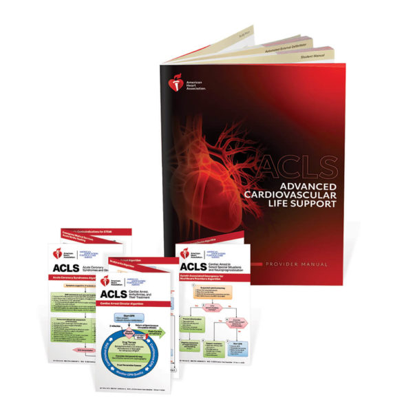ACLS Provider Manual