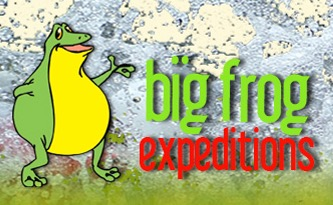 big frog exeditions