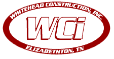 whitehead construction logo