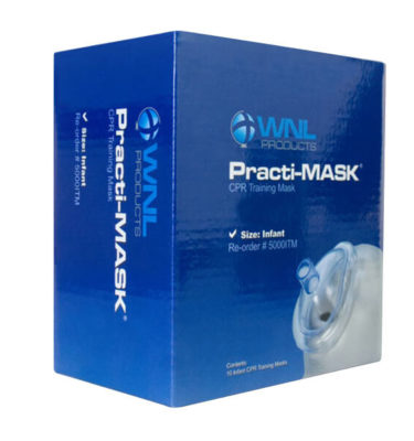 WNL Infant Practi-Mask® - 10 Pack
