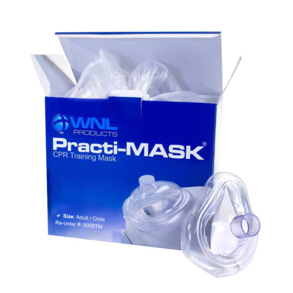WNL Child/Adult Practi-Mask® - 10 Pack