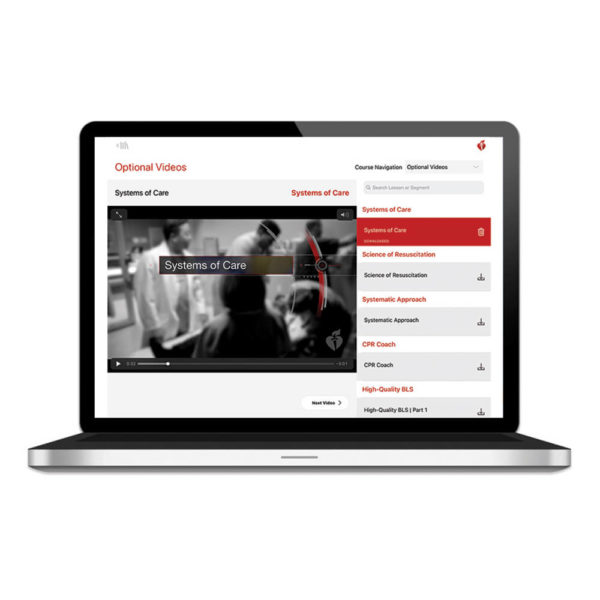acls course streaming video