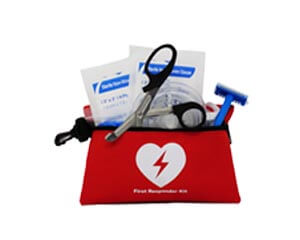 first responder kit aed