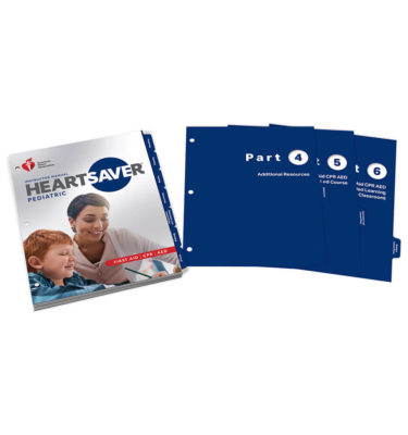 heartsaver pediatric instructor manual
